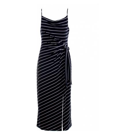 Ralph Lauren dámské šaty modré s proužkem