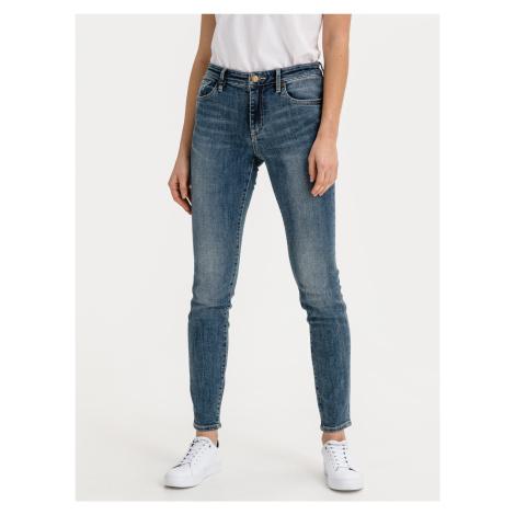 Jeans Armani Exchange Modrá