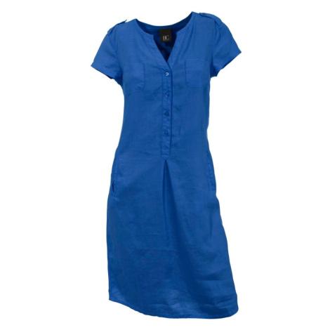 Heine Košilové šaty královská modrá