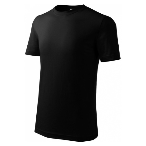 Malfini Classic New Dětské triko 13501 černá