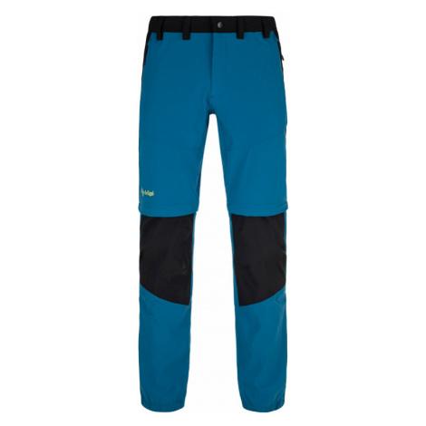 Kilpi Pánské outdoorové kalhoty Hosio tmavě modrá