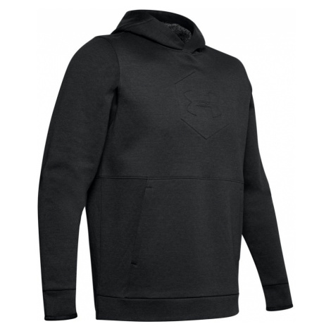 Pánská Mikina Under Armour Athlete Recovery Fleece Graphic Hoodie
