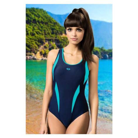 Jednodílné sportovní plavky Aqua III Winner