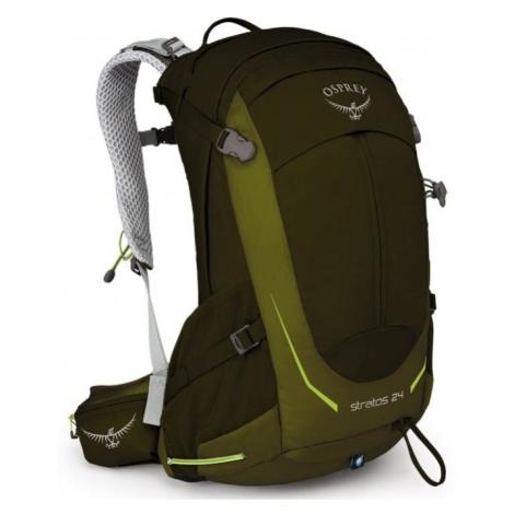Batoh Osprey Stratos II - zelená uni