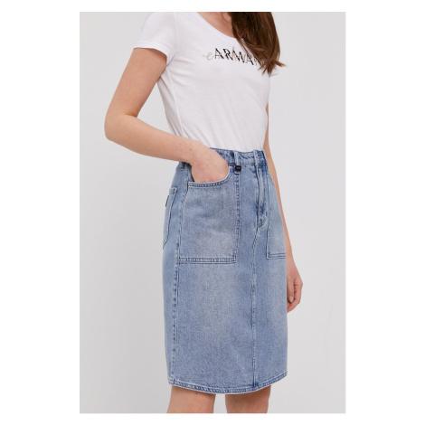 Armani Exchange - Džínová sukně