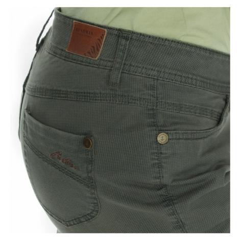 Dámské 3/4 kalhoty BUSHMAN INES zelená