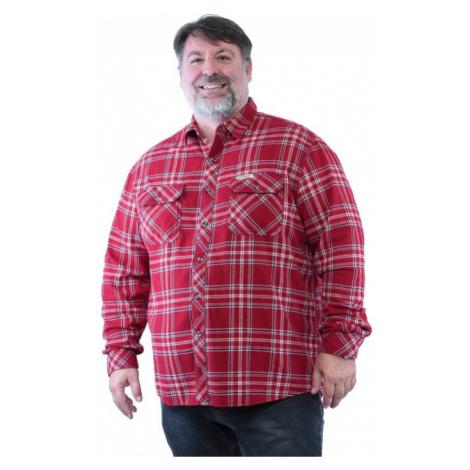 Pánská košile BUSHMAN HARRISON červená