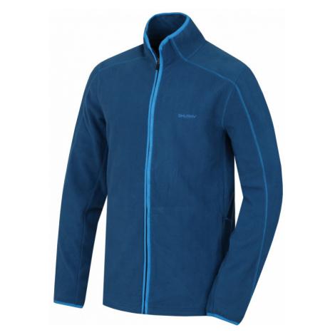 Pánská mikina HUSKY Ander M zip tmavě modrá
