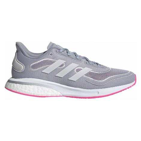 Dámská běžecká obuv adidas Supernova Šedá / Růžová