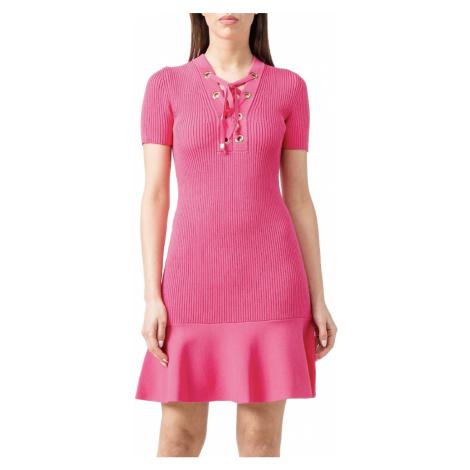 Růžové šaty - MICHAEL KORS