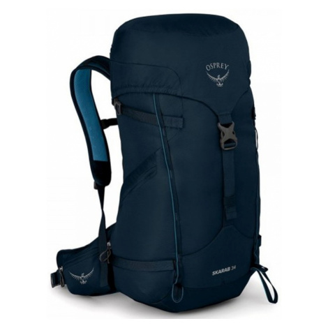 OSPREY Skarab 34 Outdoorový batoh 10001924OSP deep blue Junior 1-6