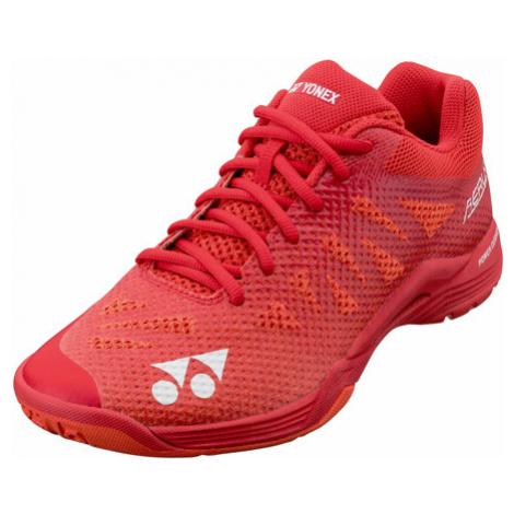 Pánská sálová obuv Yonex Power Cushion Aerus 3 Red,