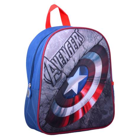 Dětský batoh Cerda Avengers 3D Kapitán Amerika