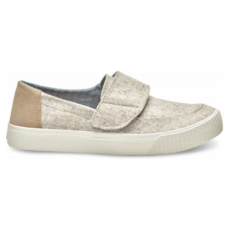 ALTAIR-Oatmeal Wool Suede Toms