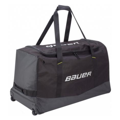Taška na kolečkách Bauer Core Junior černo-červená