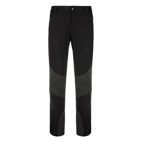 Kilpi Pánské outdoorové kalhoty Nuuk černá