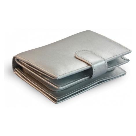 Stříbná dámská kožená peněženka Kendall Arwel
