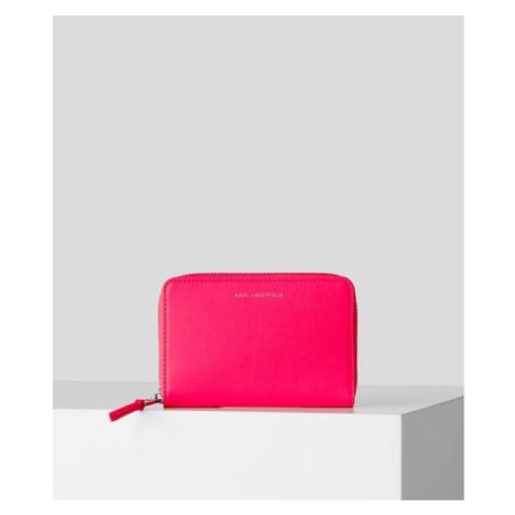 Peněženka Karl Lagerfeld K/Journey Neon Md Zip Wallet