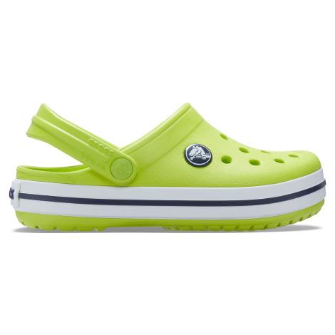 Crocs Crocband Clog K Lime Punch J6