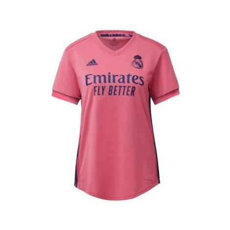 Adidas Venkovní dres Real Madrid 20/21 Růžová