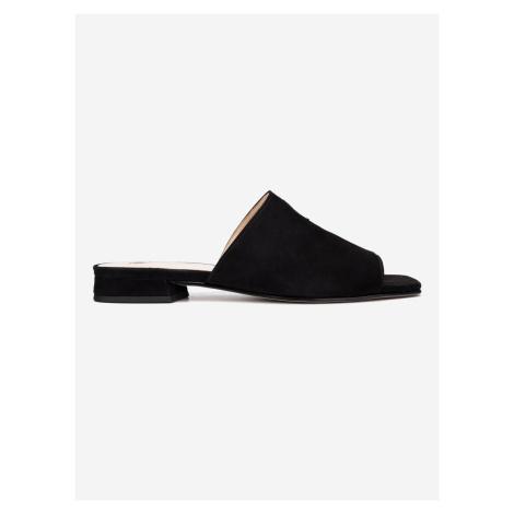 Pantofle Högl Černá
