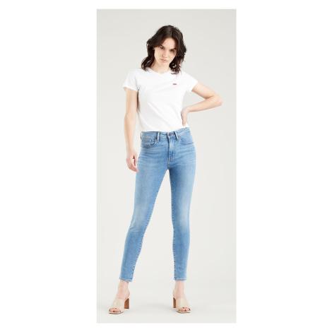Levi´s® jeans 721 High Rise Skinny Dont Be Extra dámské modré