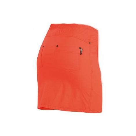 Dámská sukně Litex 5A288 | korálově červená