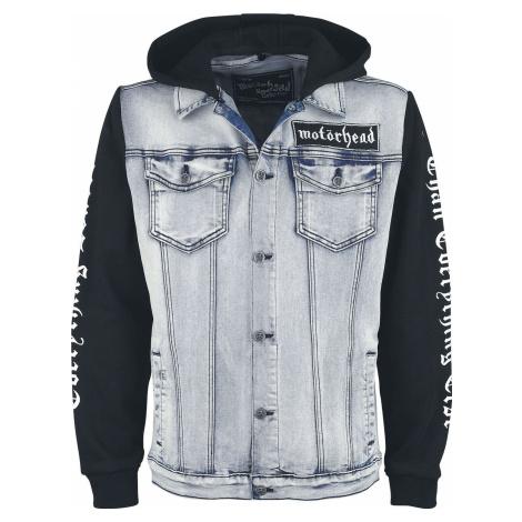 Motörhead EMP Signature Collection Džínová bunda svetle modrá/cerná