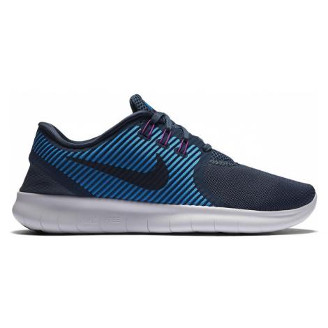 Dámská obuv Nike Free Run Commuter Modrá / Bílá