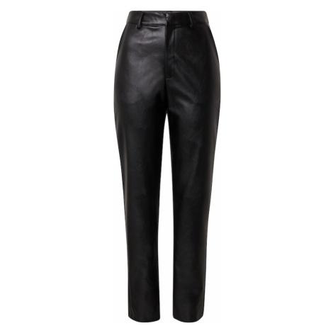 NA-KD Kalhoty černá
