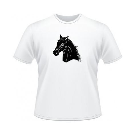 Pánské tričko na tělo Kůň
