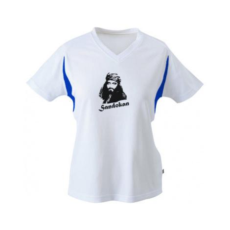 Funkční tričko dámské Sandokan