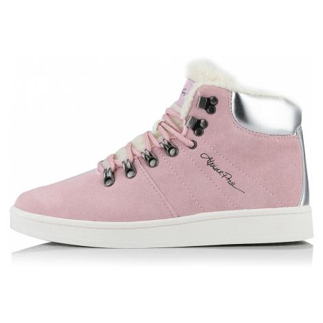 ALPINE PRO MANDELTNA Dámská obuv městská LBTP215413 Potpourri