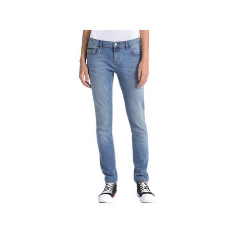 Calvin Klein Jeans J20J206356 Modrá