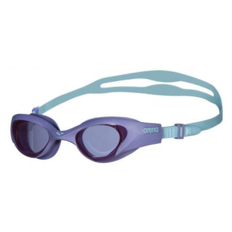 Arena THE ONE WOMAN fialová - Dámské plavecké brýle