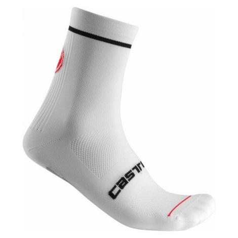 Ponožky Castelli Entrata 9 Sock White