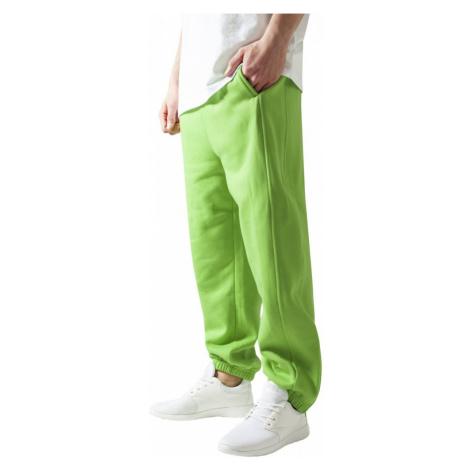 Sweatpants - limegreen