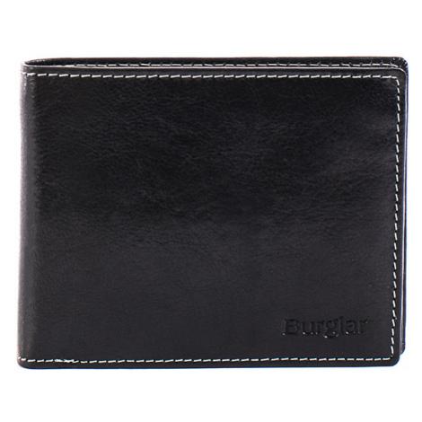 SARA BURGLAR Nero pánská peněženka