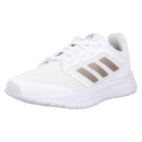 ADIDAS PERFORMANCE Sportovní boty 'GALAXY 5' bílá / modrá