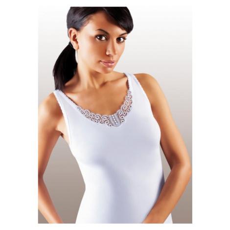 Dámská košilka Emili Ailin plus bílá | bílá