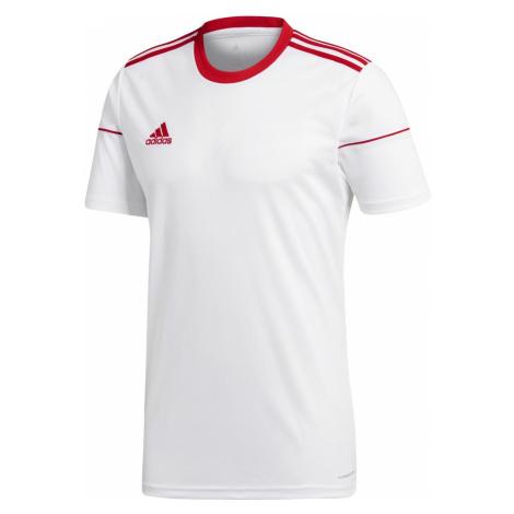 Dres adidas Squadra 17 Jersey Bílá / Červená