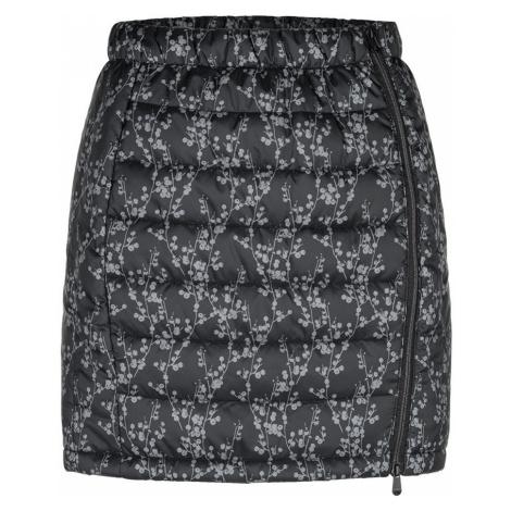 LOAP IRULIA Dámská zateplená sukně CLW20131V24YT Tap Shoe Allover / Gray
