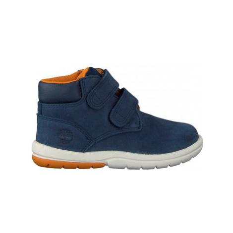 Timberland Toddletracks hl boot Modrá