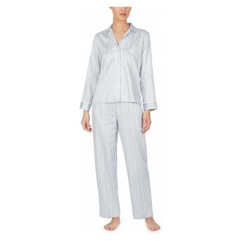 Ralph Lauren dámské pyžamo ILN91733 šedé - Šedá