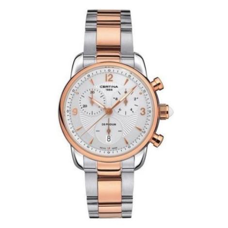 CERTINA DS PODIUM C0025.217.22.017.00, Dámské hodinky