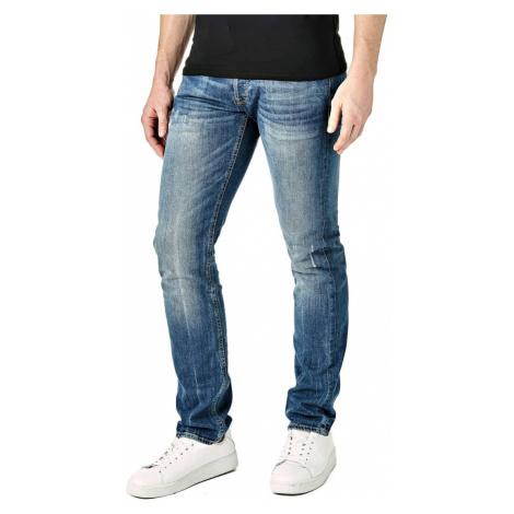 Guess GUESS pánské modré denim džíny