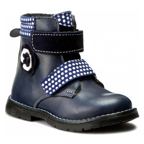 Kozačky ZARRO - 98/03 M Granat Zarro obuv