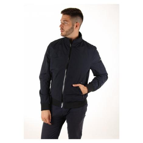 Calvin Klein pánská tmavě modrá bunda Omaba