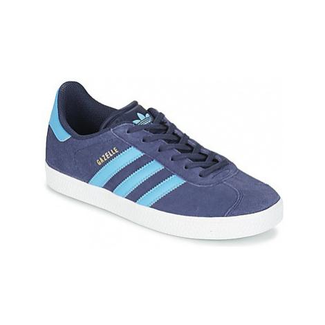 Adidas GAZELLE J Modrá