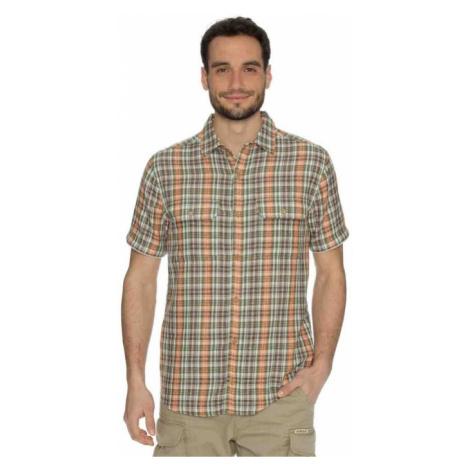Pánská košile BUSHMAN FAME oranžová